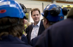 Nick Clegg - Greater Manchester Jobs Boost